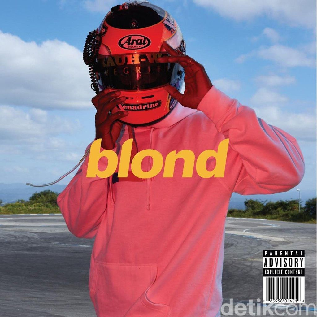 Blonde Frank Ocean: Eksperimen Musik yang Filosofis