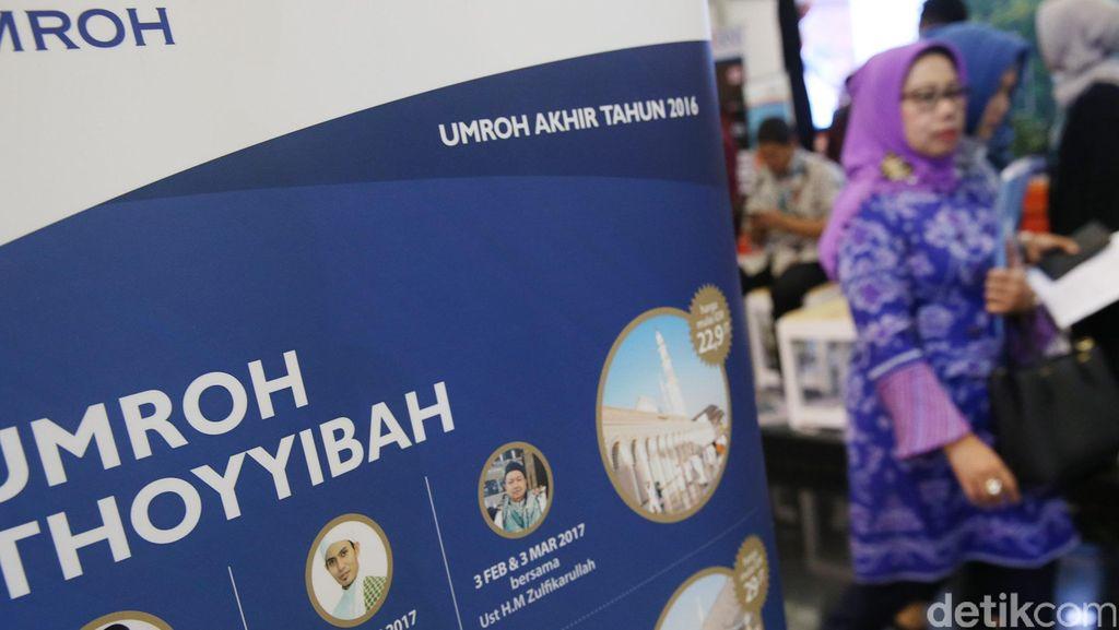 Marak Penipuan Travel Umrah-Haji, Menag: Cek Agen Berizin di Situs Kemenag