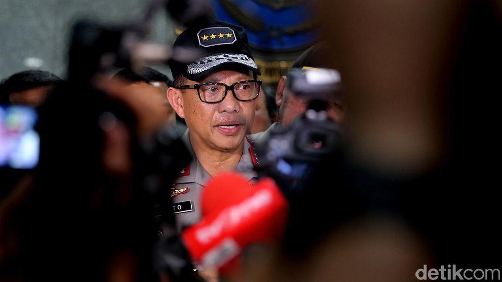 Penusuk Kapolsek Tangerang Kerap Chatting dengan ISIS Kelompok Bahrun Naim