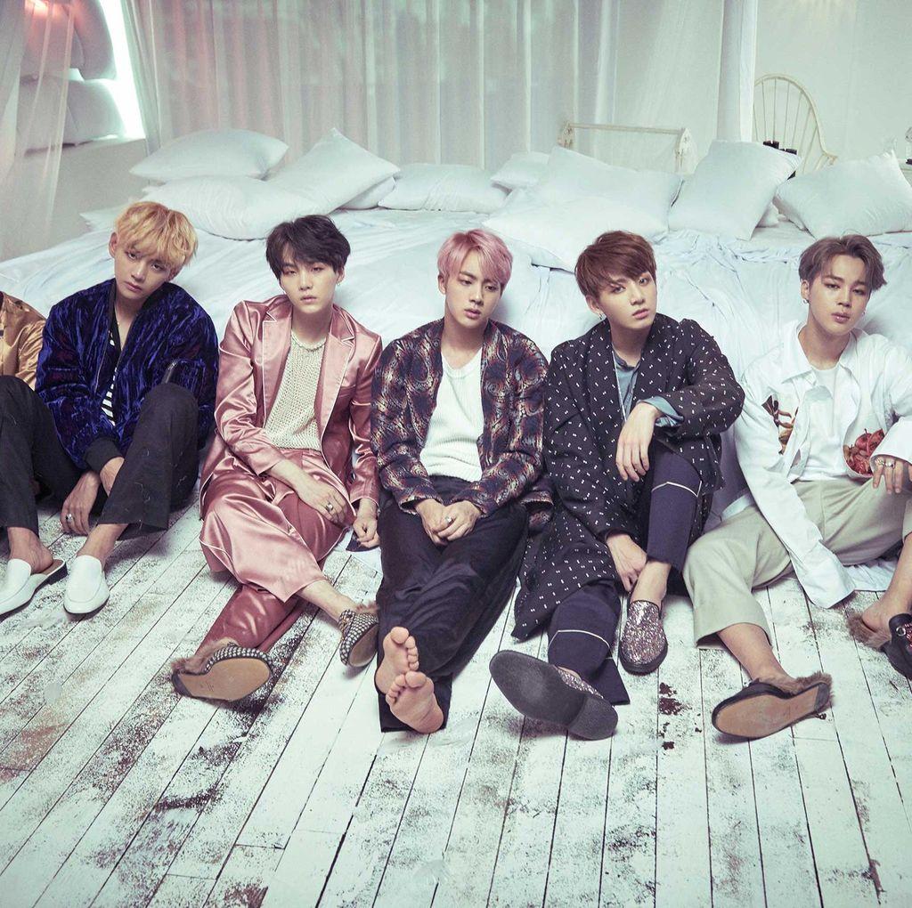 BTS Kembali Pecahkan Rekor dengan Blood, Sweat, Tears