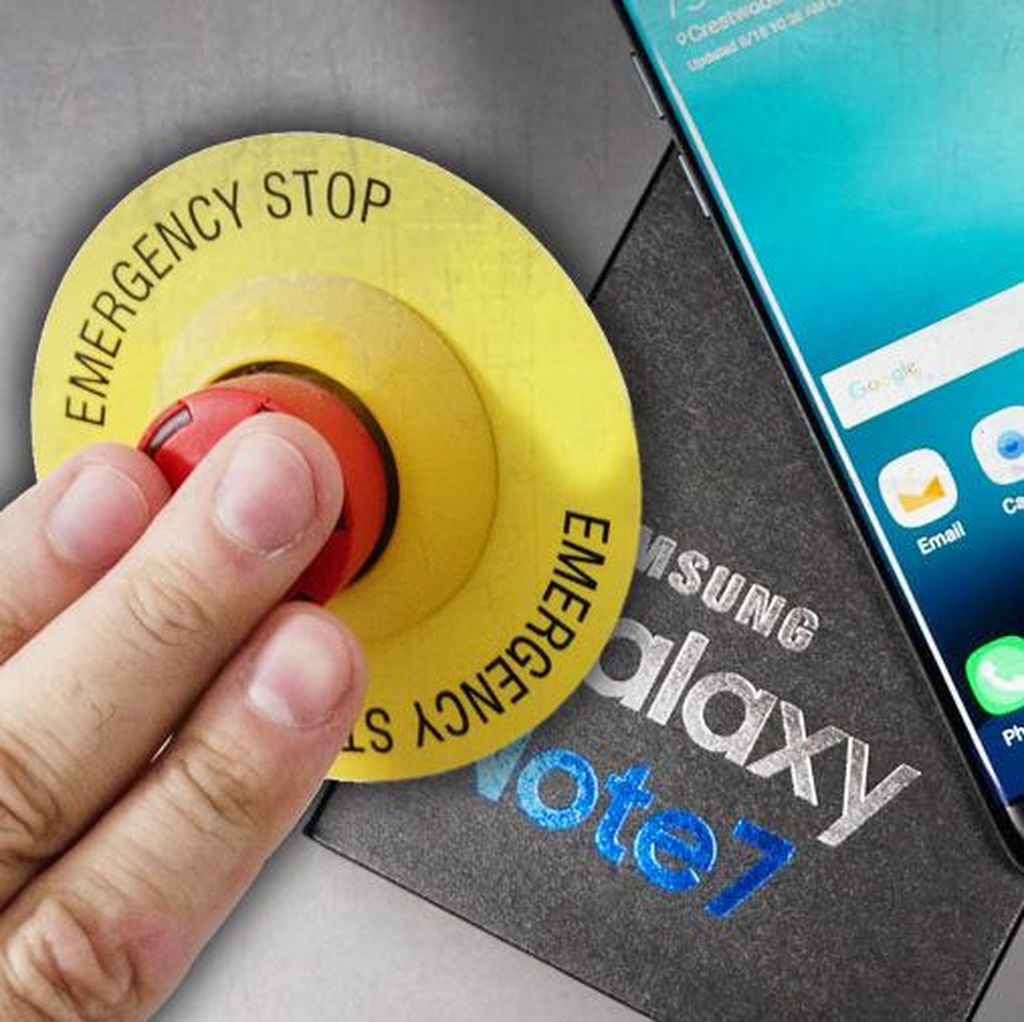 Tragedi Note 7 Tak Menggusur Takhta Samsung