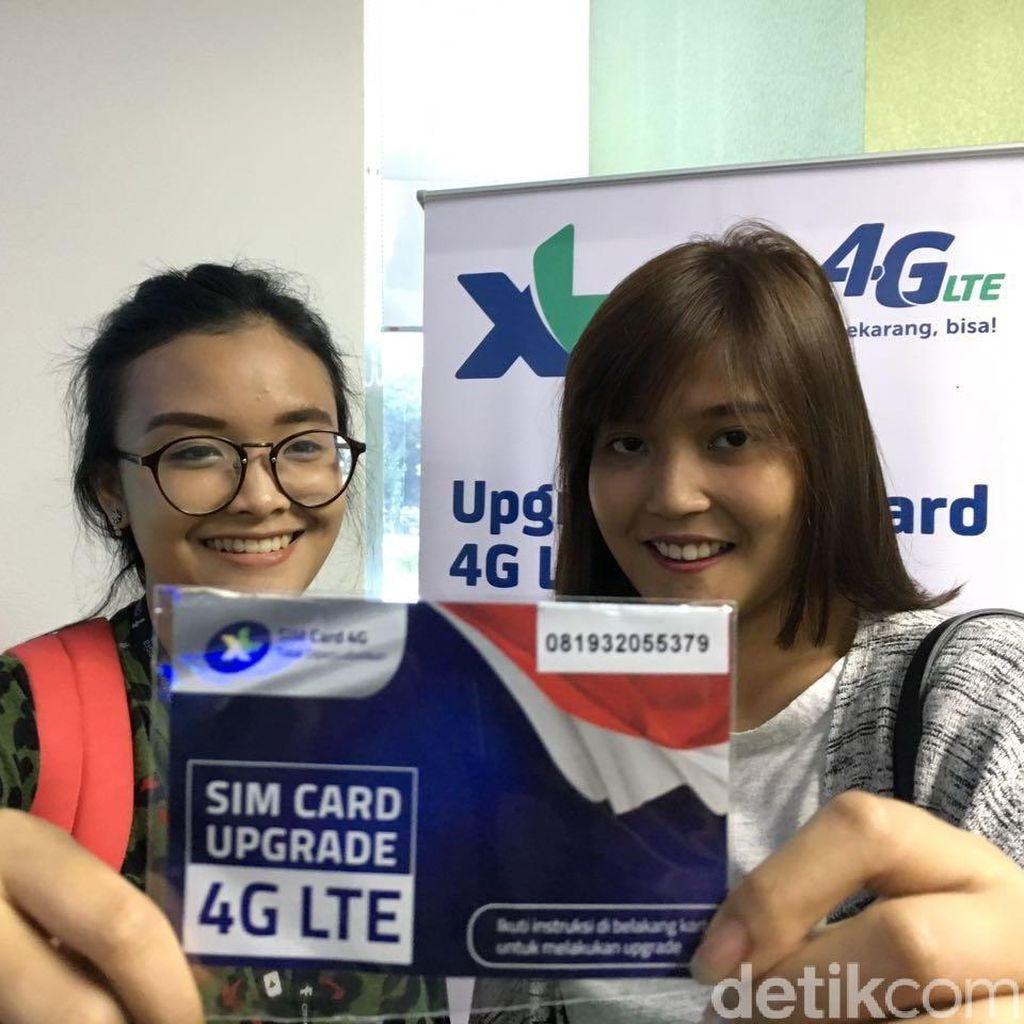 XL Axiata Kantongi Laba Rp 160 M dalam 9 Bulan
