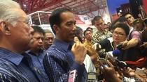 Pukul Gendang, Jokowi Buka Trade Expo ke-31
