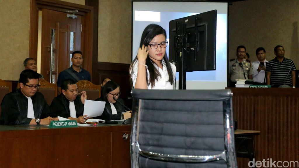 Hakim Sebut Rangga Barista Olivier Tidak Berpotensi Melakukan Tindak Pidana