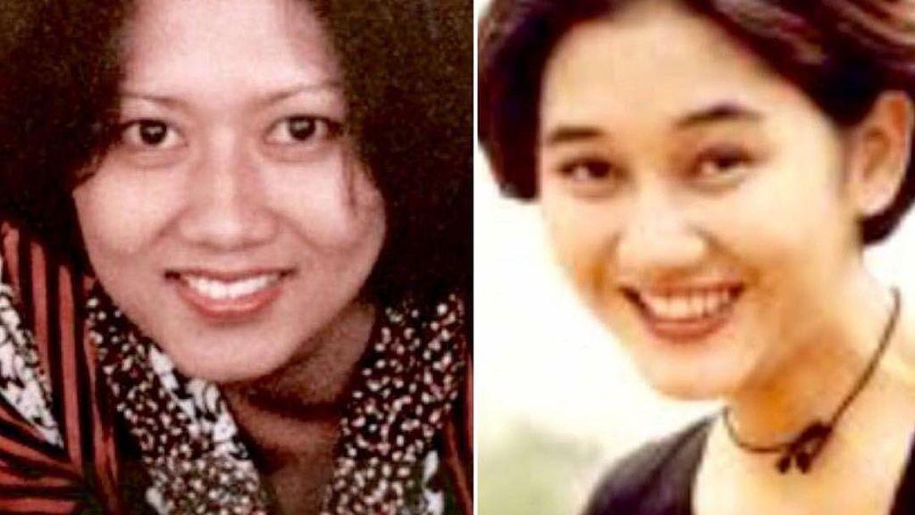 Viral di Medsos, Bu Ani Yudhoyono Mirip Enggak dengan Nike Ardilla?