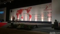 Hari Pertama Trade Expo, 10 Kontrak Dagang Rp 1,2 T Diteken