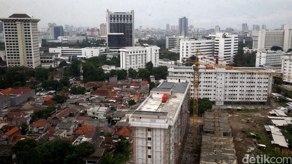 Ruwetnya Tata Ruang DKI Jakarta