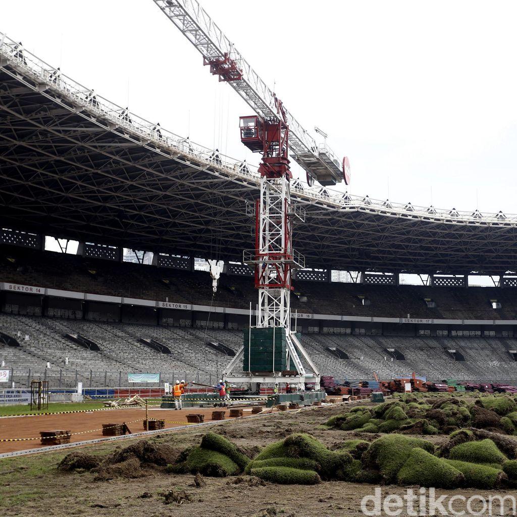 Menpora Usulkan Anggaran Terpisah untuk Panitia Asian Games 2018