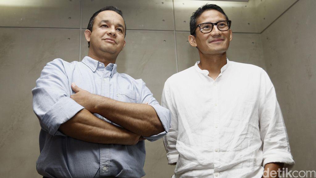 Elektabilitas Anies Disalip Agus Yudhoyono, Gerindra: Masih Ada Waktu