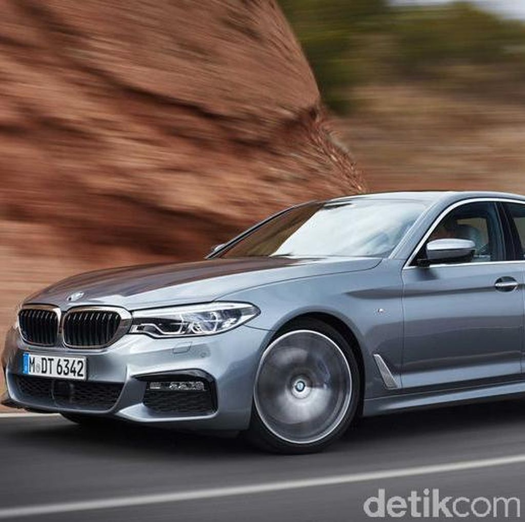 Mobil BMW Ini Hanya Minum 2 Liter Bensin untuk 100 Km
