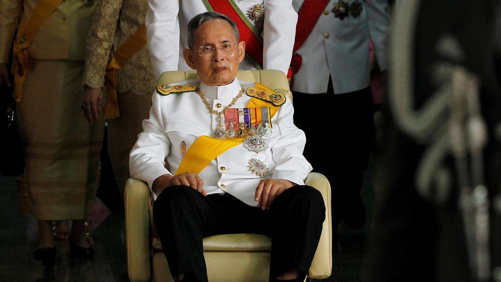 Hukum Lese Majeste Bikin Rakyat Thailand Enggan Bicara Soal Kerajaan