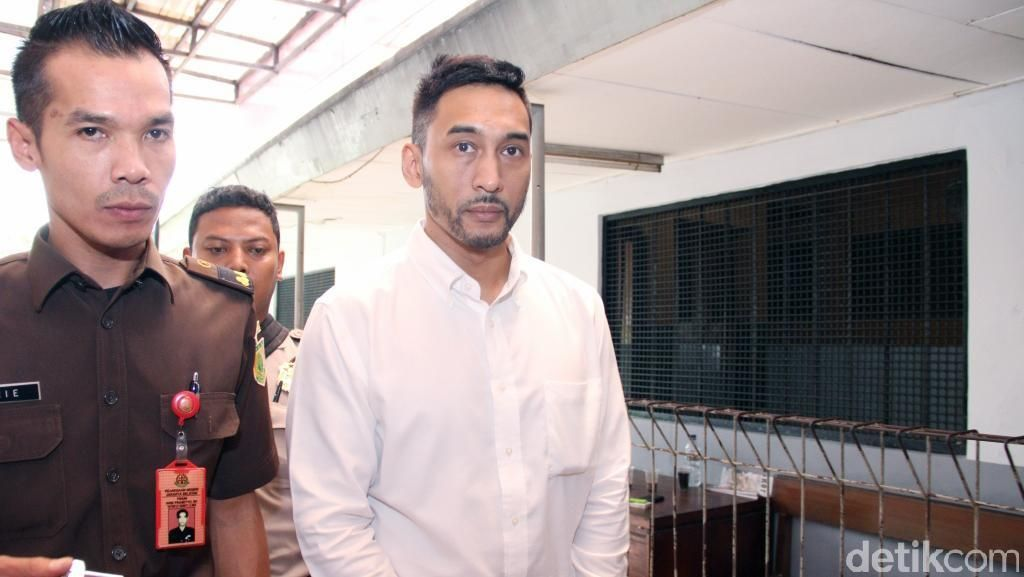 Restu Sinaga Bersyukur Alex Abbad Bersedia Jadi Saksi