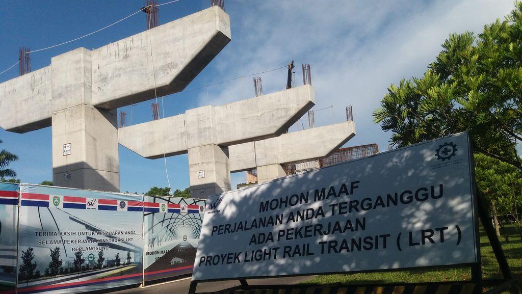 Bandara SMB II Palembang Berbenah Jelang Asian Game 2018