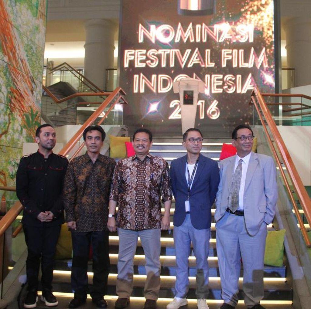 Festival Film Indonesia 2016 Ajukan 5 Nominasi di Setiap Kategori