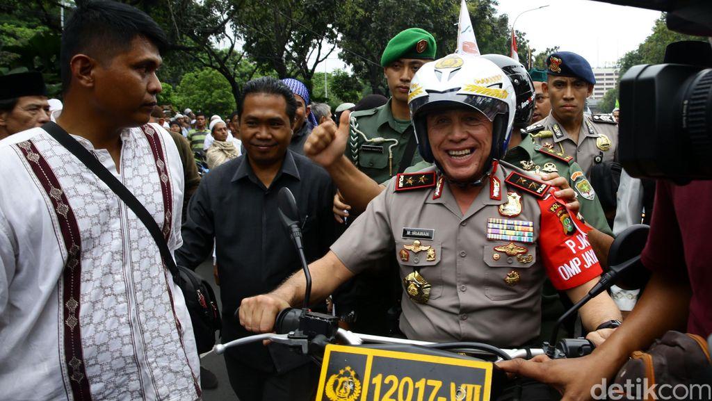 Kapolda Metro Jaya Dorong Jajaran Ikut Tax Amnesty dan Bantu Sosialisasi