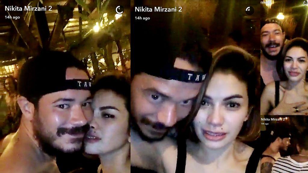 Zack Lee Mesra dengan Nikita, Nafa Urbach Jadi Kurang Tidur