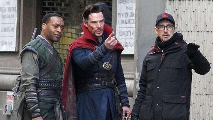 Siapa Baron Mordo Sebenarnya di Doctor Strange?