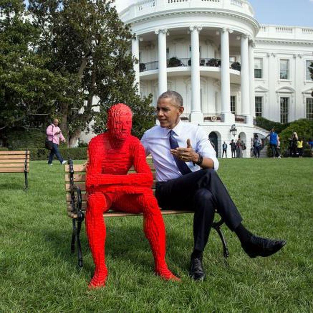 Inilah Delapan Tontonan Sci-Fi Favorit Presiden Obama