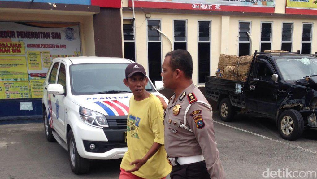 Calo di Medan Diamankan, Ngaku Bisa Urus SIM dengan Tarif Rp 750 Ribu