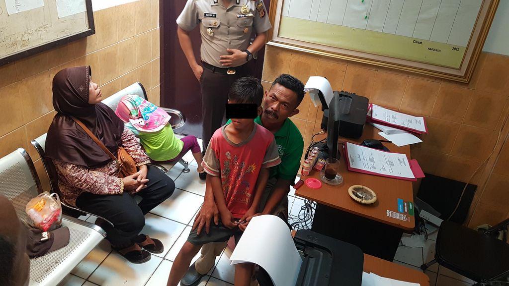 Penculik Bocah di Sukabumi Diduga Sindikat Penampung Pengemis