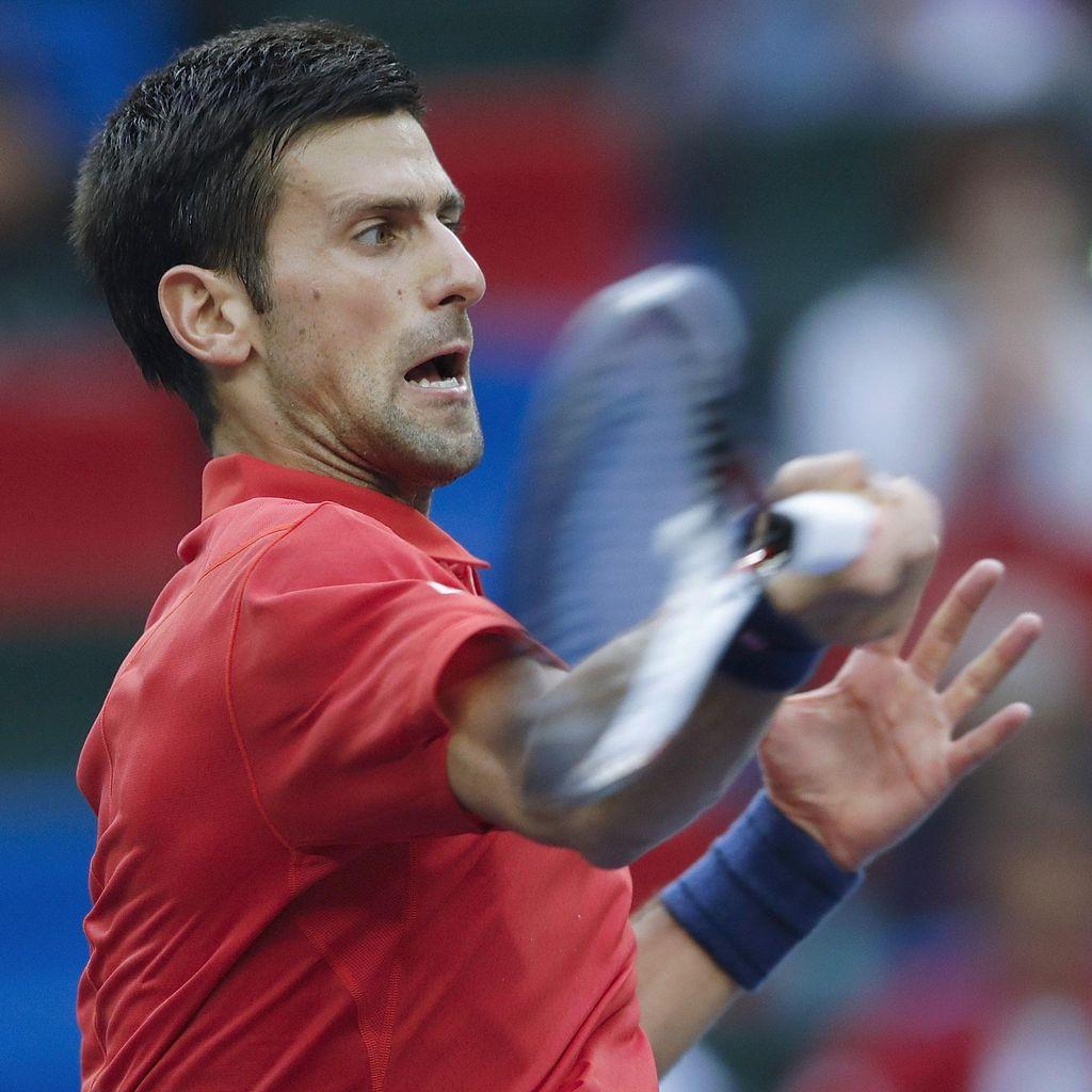 Sempat Kehilangan Set Pertama, Djokovic Lolos untuk Maju ke Semifinal