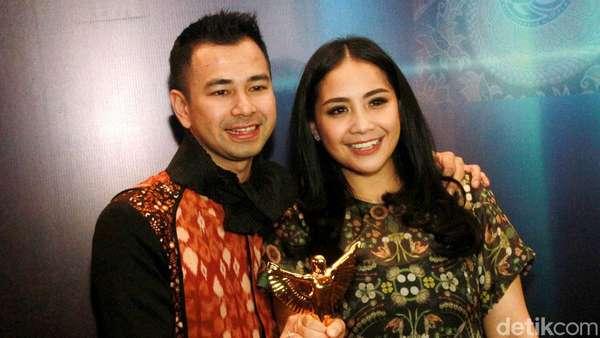 Raffi Ahmad dan Nagita Slavina Akur