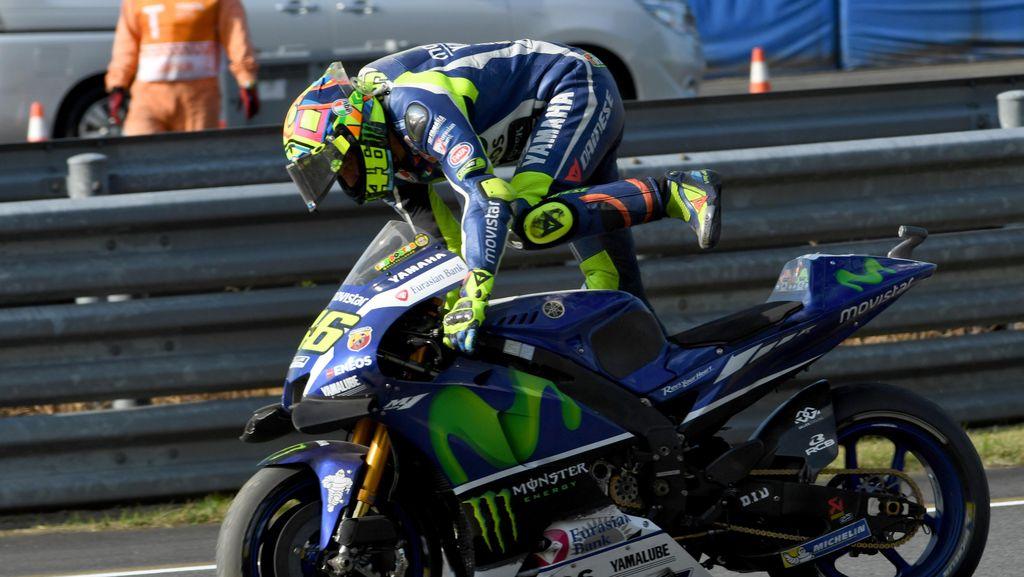 Yamaha: Rossi Bisa Lanjut Selepas Musim 2018