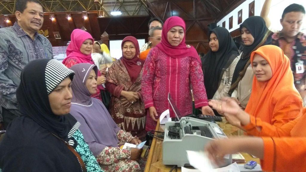 Mensos: Penerima Bansos Keluarga Harapan Bertambah 2,5 Juta Orang