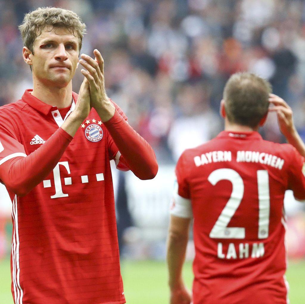 Ancelotti Kritik Bayern Usai Seri dengan Eintracht Frankfurt