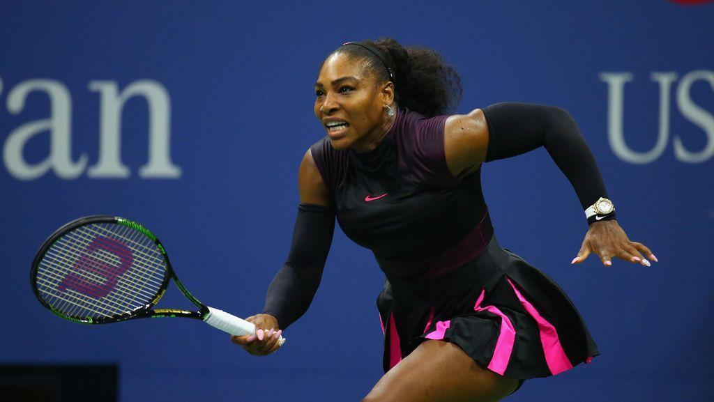Masih Dibekap Cedera, Serena Urung Tampil di WTA Finals Singapura