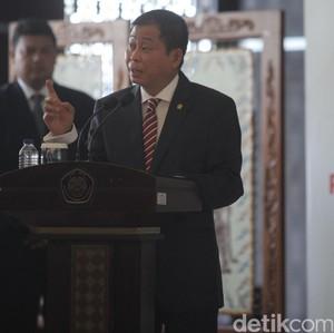 Dua Minggu Jadi Menteri, Jonan Rotasi 4 Pejabat Eselon II Kementerian ESDM
