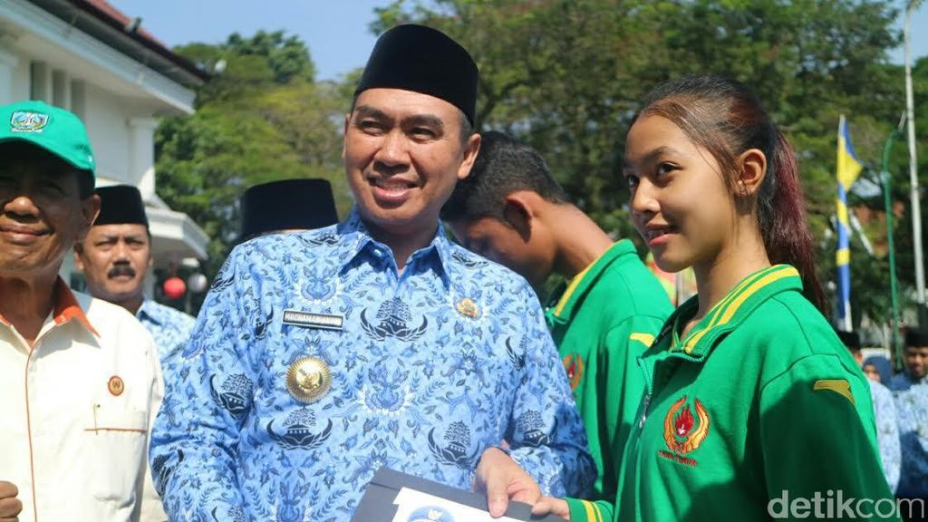Atlet PON XIX asal Malang dapat Bonus dari Wali Kota Anton