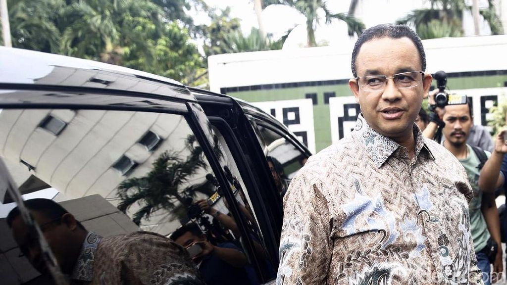 Anies: Bambang Widjojanto Ikut Bergabung, Jadi Salah Satu Jubir Tim