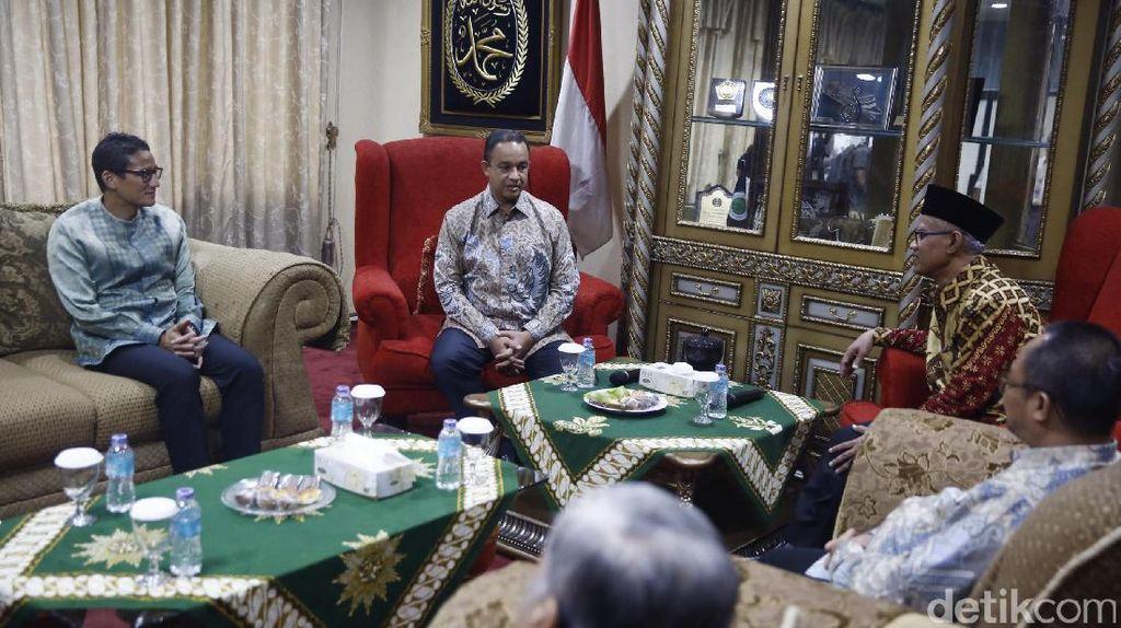PP Muhammadiyah ke Anies-Sandiaga: Bangun Jakarta yang Berkeadaban