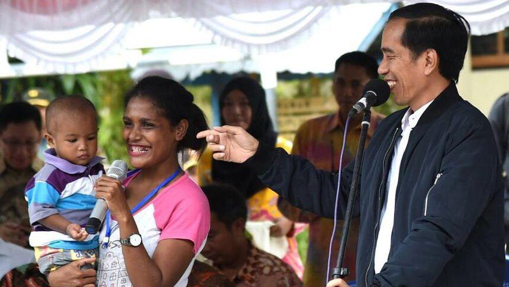 Istana Pastikan Ada Kemajuan Signifikan yang Dilakukan Jokowi-JK untuk Papua