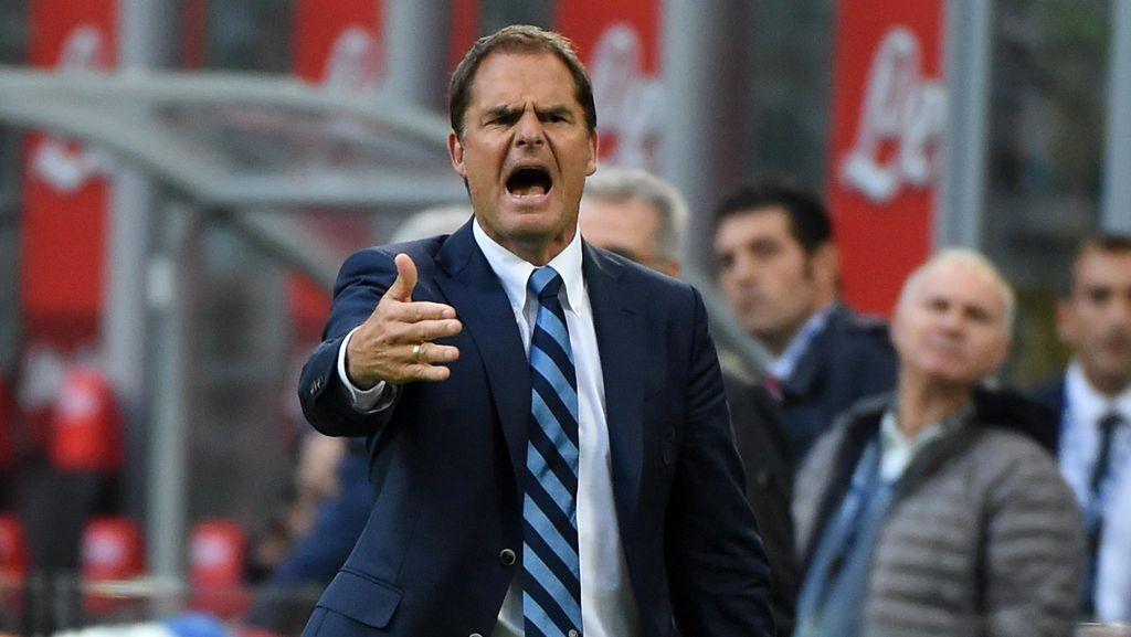 Fokus ke Torino, De Boer Enggan Bahas soal Masa Depannya