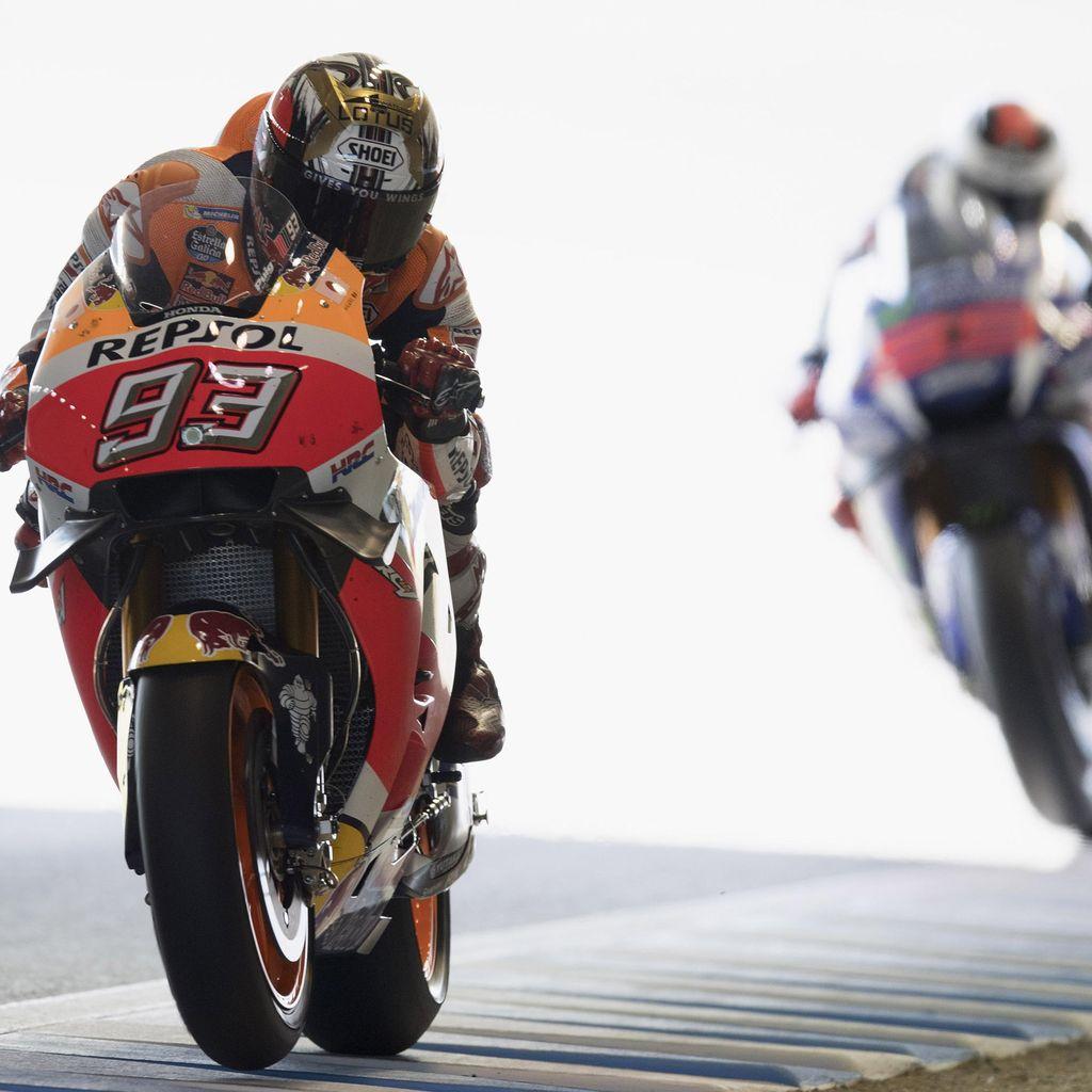 Rossi dan Lorenzo Sama-Sama Crash di Motegi, Marquez: Aneh
