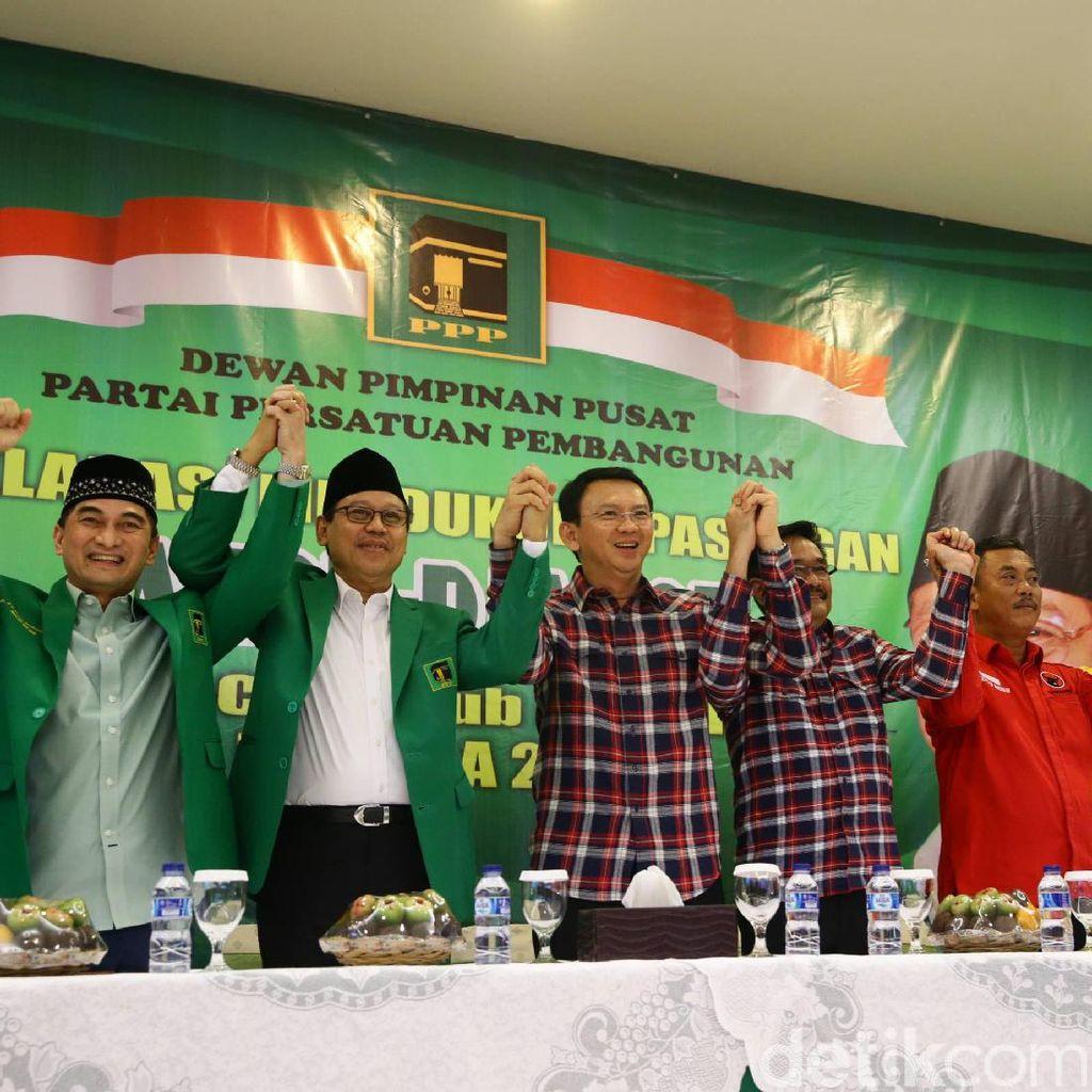 Agus-Sylvi Tetap Diusung PPP, Manuver Djan ke Ahok Tak Diakui