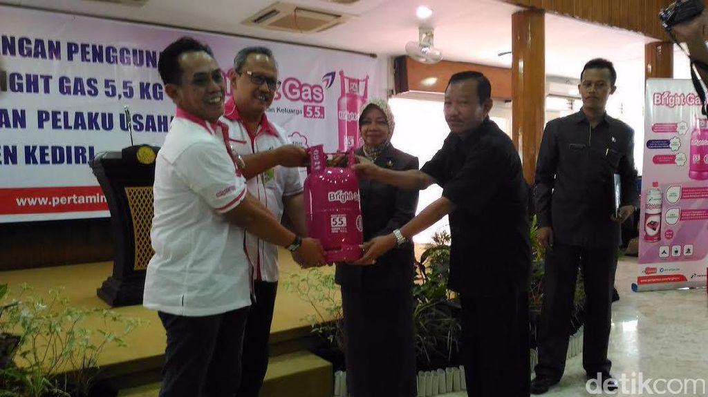 PNS di Kabupaten Kediri Diimbau Tidak Gunakan Elpiji Subsidi