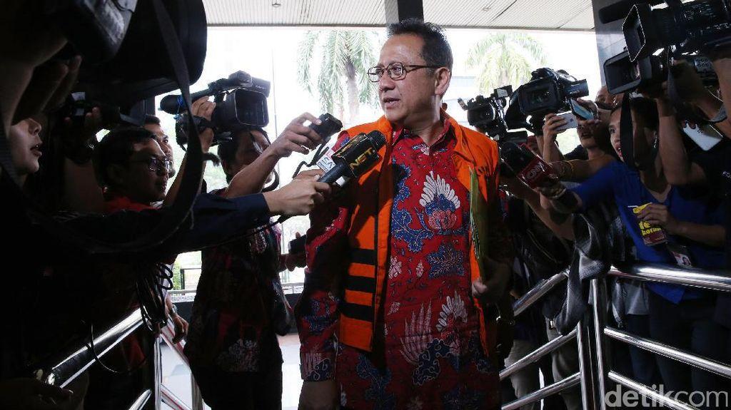 KPK Tak Hadir di Sidang Perdana Praperadilan, Irman Gusman: Biarkan Saja
