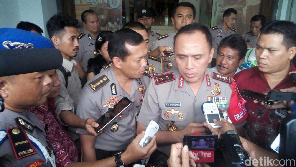 Cerita Kapolda Metro soal Isu SARA yang Meresahkan Warga DKI Jelang Pilgub