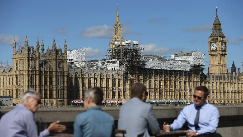 Polisi Inggris Selidiki Dugaan Pemerkosaan di Gedung Parlemen