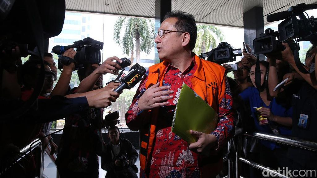 Di Praperadilan, KPK Beberkan Komunikasi Irman Gusman dengan Dirut Bulog