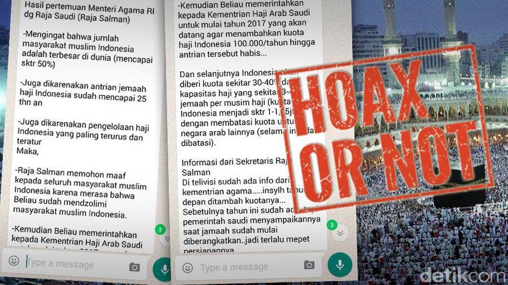 Isu Penambahan Kuota Haji Sampai Antrean Habis Hingga Tahun 2030