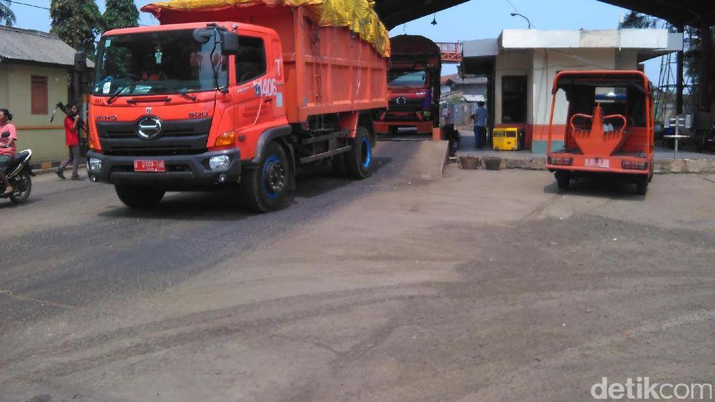 Pengelola Bantargebang: Ekskavator Ada 24 Unit, Pengadaan Alat Berat 40 Unit
