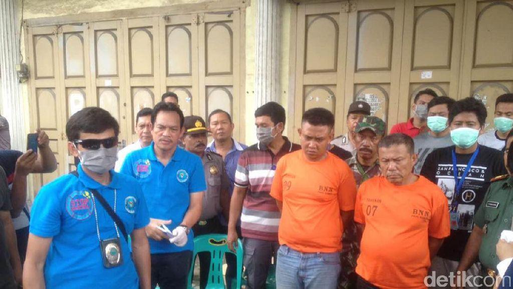 Selain Tembak Mati Pelaku, BNN Sita 38 Kg Sabu dan 100 Ribu Pil Ekstasi di Medan