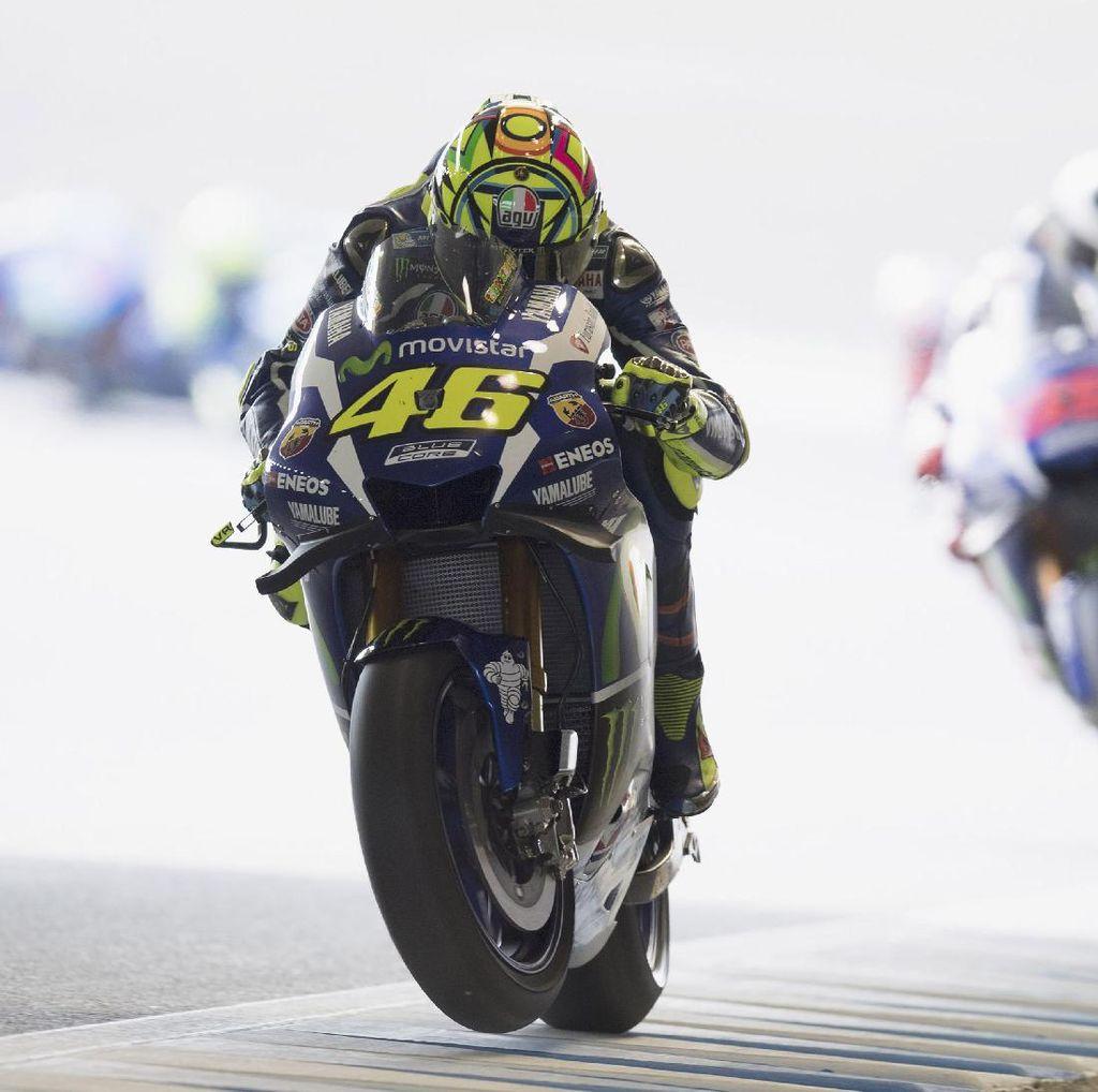 Rossi Berniat Bangkit Setelah Jalani Musim Terburuk
