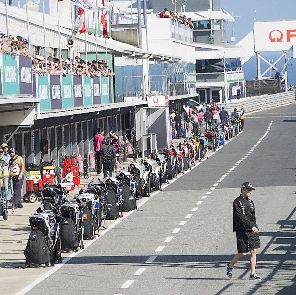Statistik MotoGP Australia
