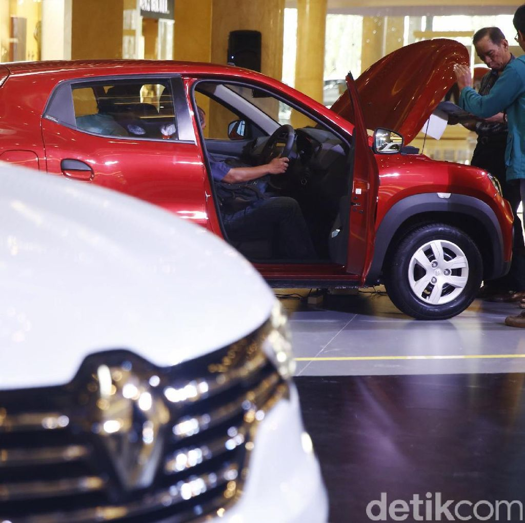 Renault Siapkan Pesaing Suzuki Vitara Brezza