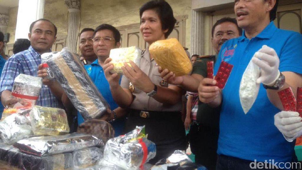 Pelaku yang Ditembak Mati BNN di Medan adalah Koordinator Pengedar Sabu